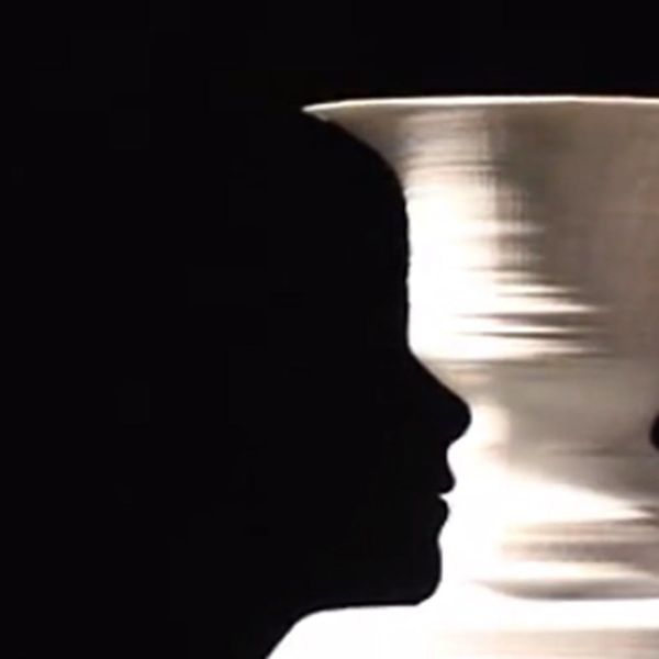 Can You Spot the Optical Illusion in This 3D Printed Vase?