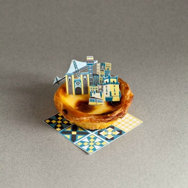 This Art Will Trigger Wanderlust AND Make You Hungry