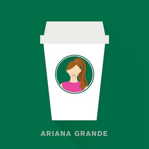 See Ariana Grande like You Never Have Before With These Punny Illustrations