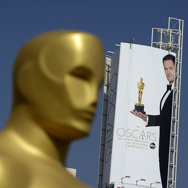 8 Infographics to Get You Ready for the Oscars