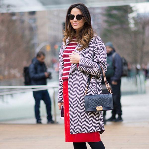 What Fashion Girlbosses *Actually* Wear to NYFW