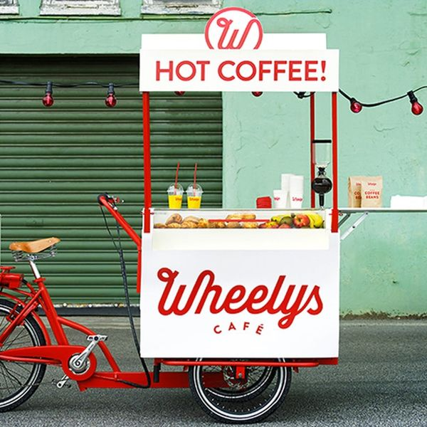 This Bike-Powered Coffee Cart Could Be the Next Big Thing