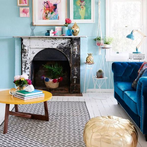 11 Ways to Make Your Small Living Room Feel Bigger