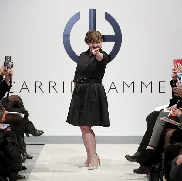 Meet the Model Who's Making Fashion Week History