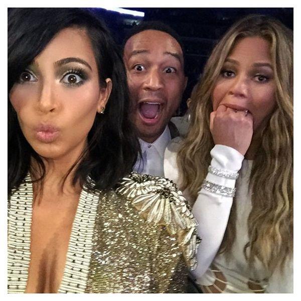 This Is the Techy Secret to Kim Kardashian West's Flawless Selfies