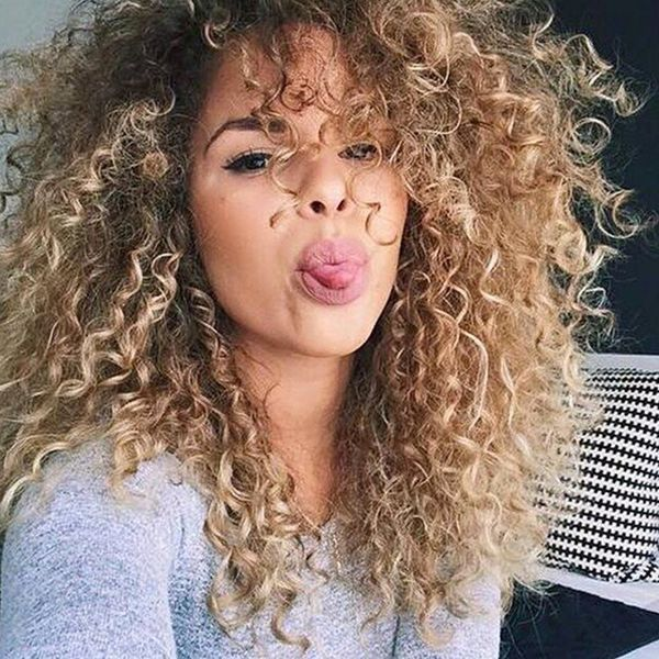 This New Instagram Trend Is All About Flaunting Your Curls