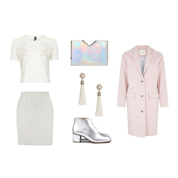 Spring 2015 Trends to Try: How to Wear White All Day