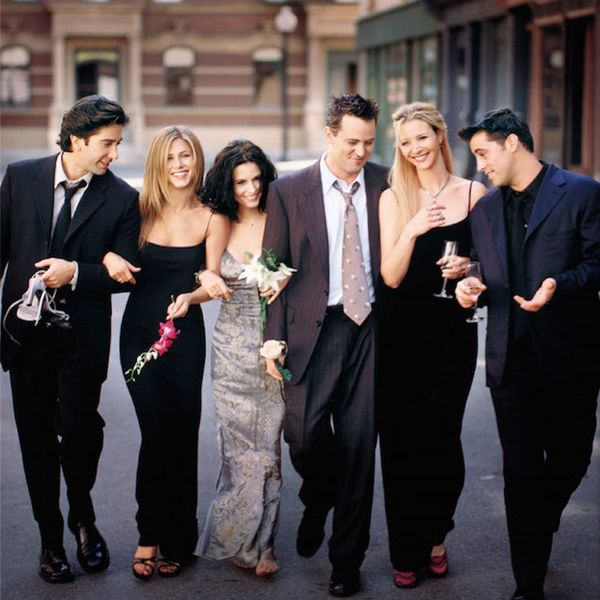 """What If """"Friends"""" Took Place in 2015?"""