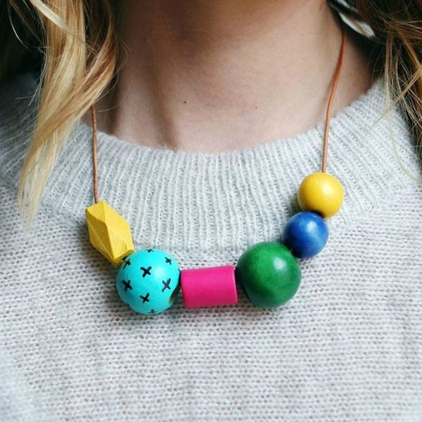 10 DIY Beaded Necklaces You *Won't* Find at Mardi Gras
