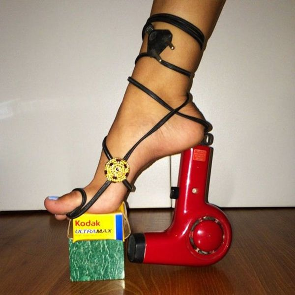 DIY Heels Are the Latest WTF Fashion Trend on Instagram
