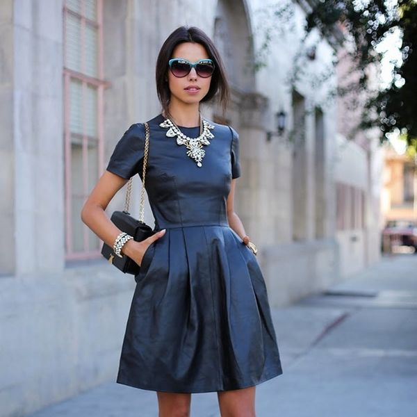 No Idea What to Wear Tonight? Here Are 9 Ways to Style Your LBD