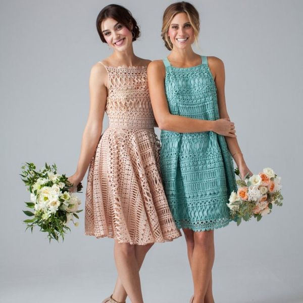 These Are the Bridesmaid Dresses You've Been Searching for (Literally)