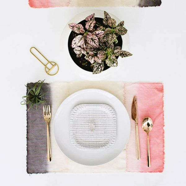 15 DIY Party Must-Haves You'll (Dip) Dye For