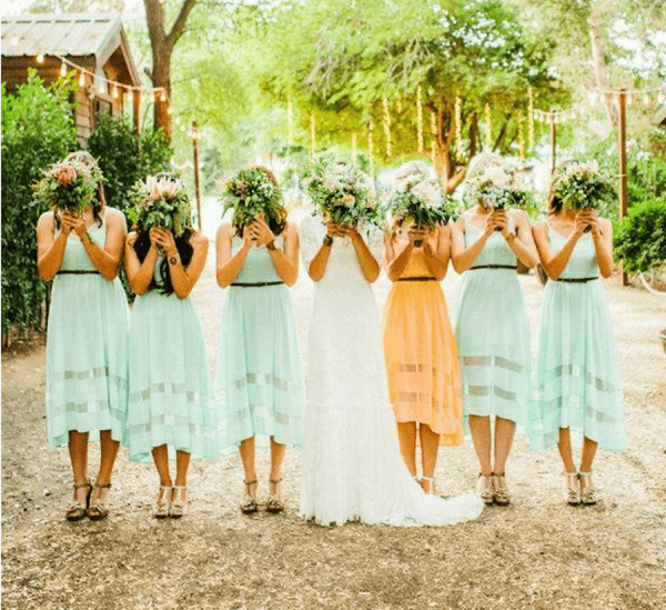 12 Maid of Honor Trends Your BFF Will Love