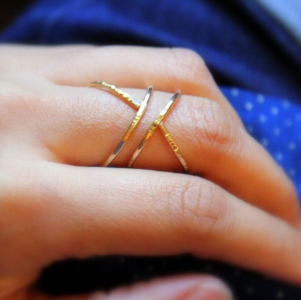 16 Thin Rings That Are Big on Style