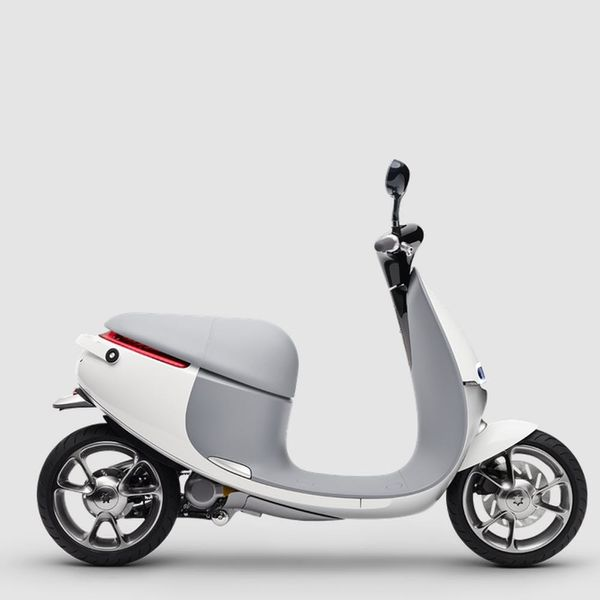 The Smart Scooter of the Future Is Here