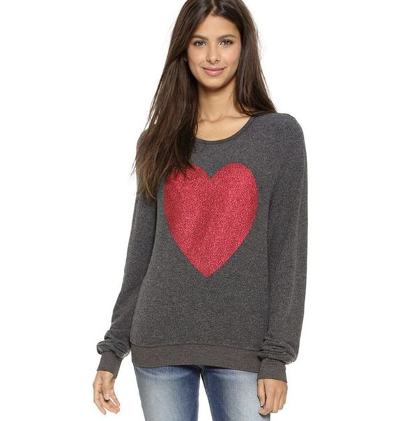 10 Heart-Printed Pieces You Can Totally Wear After Valentine's Day