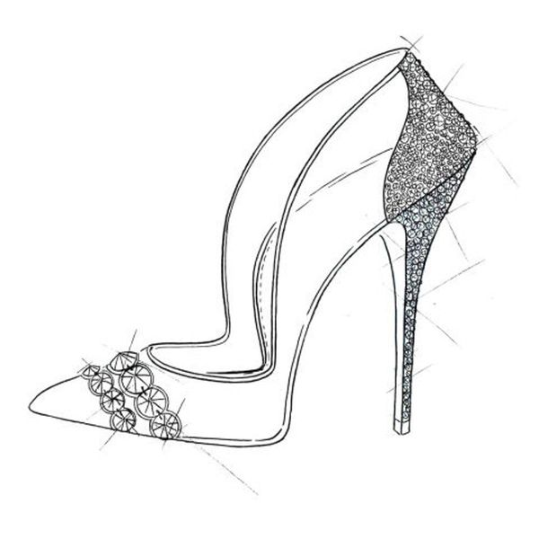 You Can Now OWN Cinderella's Glass Slipper