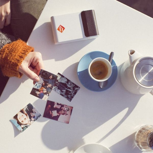 This Case Turns Your Phone Into a Polaroid VIDEO Camera