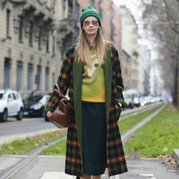 14 Street Style Shots from Milan to Inspire Your Winter Look