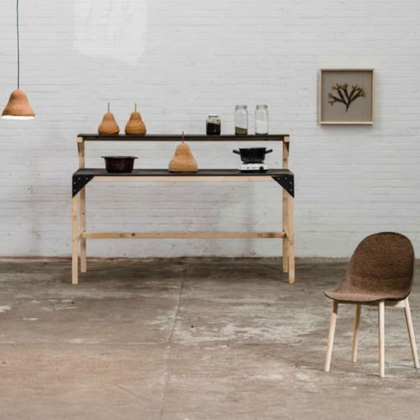 You'll Never Believe What This Pretty Furniture Is Made from