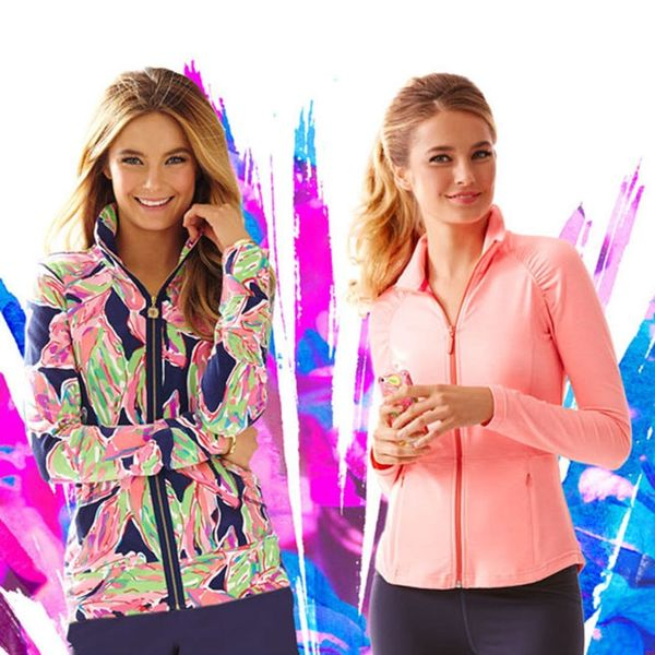 Lilly Pulitzer Just Launched an Activewear Line