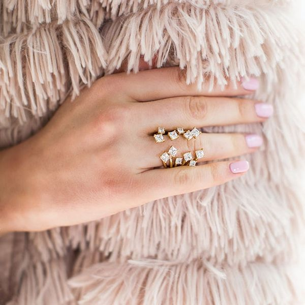 You'll Want to Wear This Blogger's Jewelry to All Your Spring Weddings