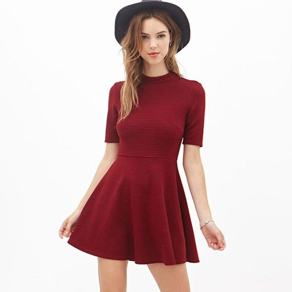 15 Red Hot Dresses Perfect for Valentine's Day