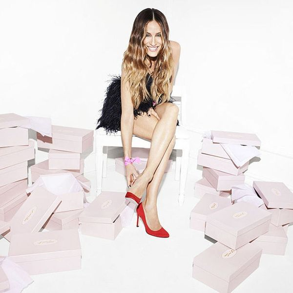 SJP's Shoe Collection Will Make You Miss Sex and the City