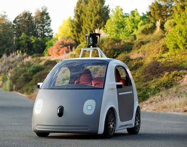 WTF: Could Your Next Uber Be Driven by a Robot?