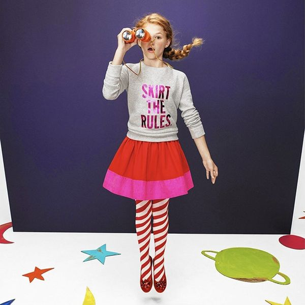 Kate Spade Wants to Take Over Your Kids' Closet With Her New Line