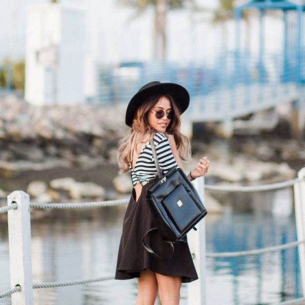 7 #OOTDs for the Week: How to Take French Girl Stripes to the Next Level