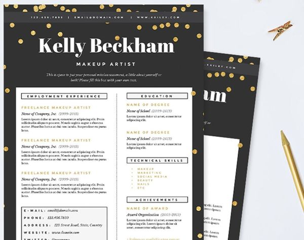 10 Design-Savvy Sites That Will Redesign Your Resume for You