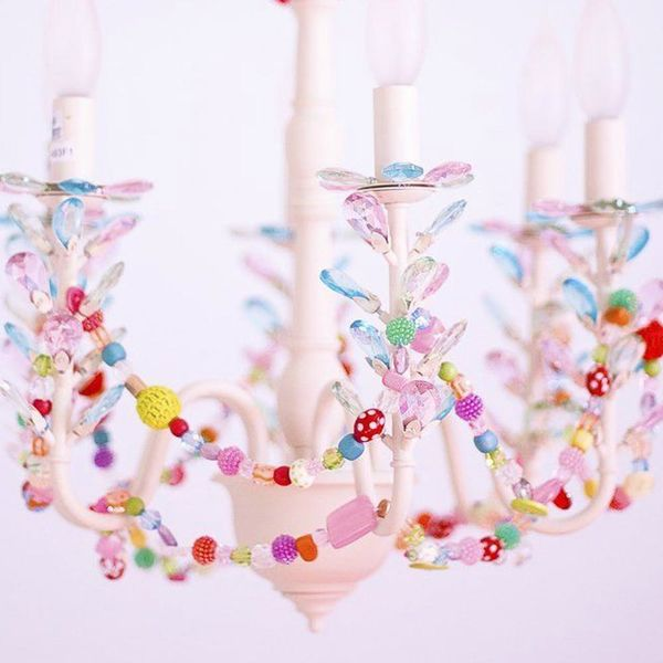 10 Kids' Chandeliers You'll Want to Hang in Your Room