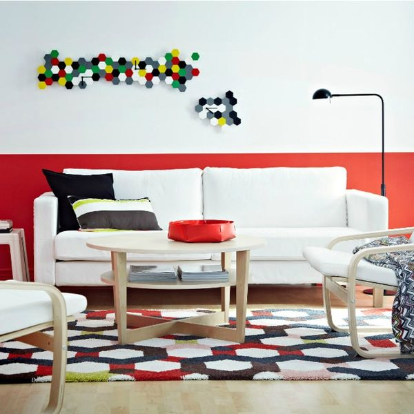 These 13 Statement Rugs Will Transform Your Living Room