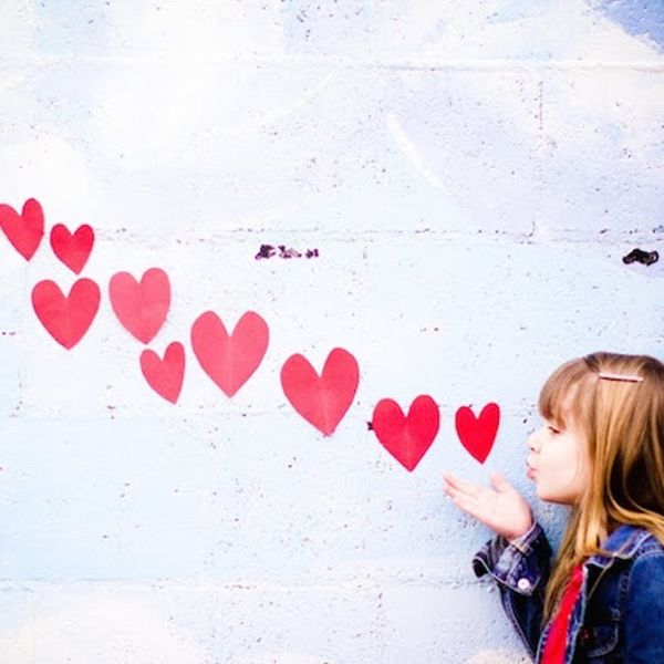 14 Adorable Kid Photo Shoot Ideas for Valentine's Day