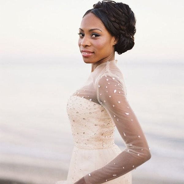 Say Yes to the (Pink) Dress: 14 Blush Wedding Dresses