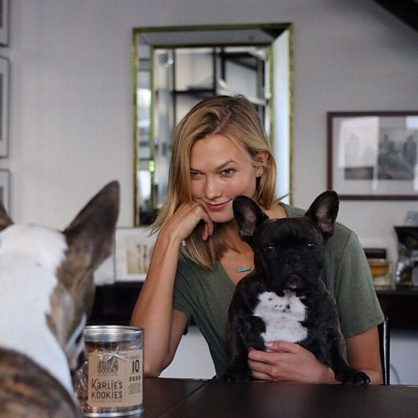 Why Supermodel Karlie Kloss Eats Cookies Before the Gym