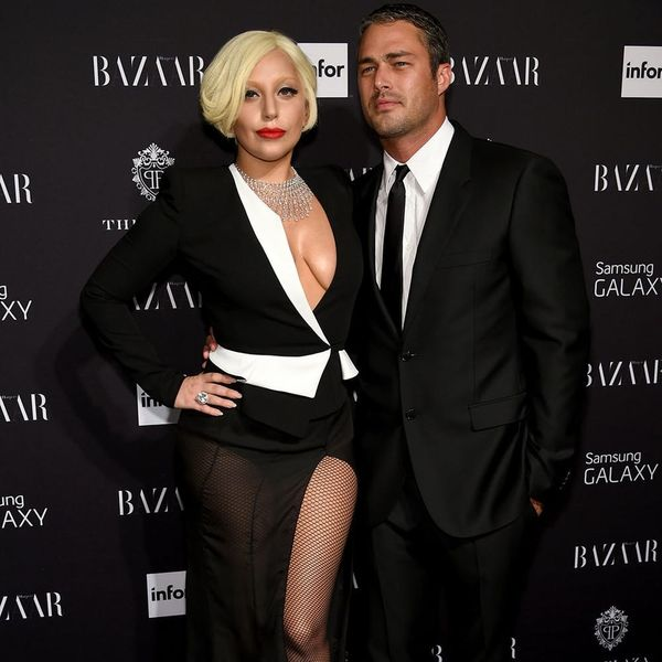 Is Lady Gaga the Latest Celeb Planning a Wedding?!