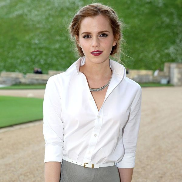 Emma Watson Is About to Make Our Childhood Dreams Come True