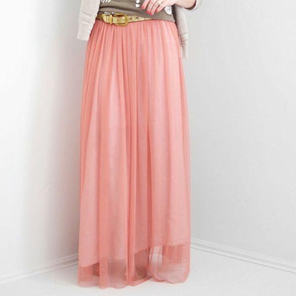 12 Stylish Maxi Skirts You Can Make