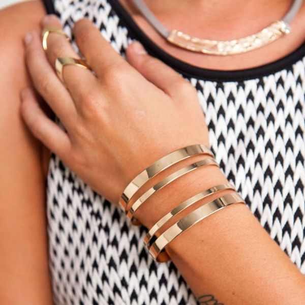 The Easiest Way to Upgrade Your Arm Party in 2015