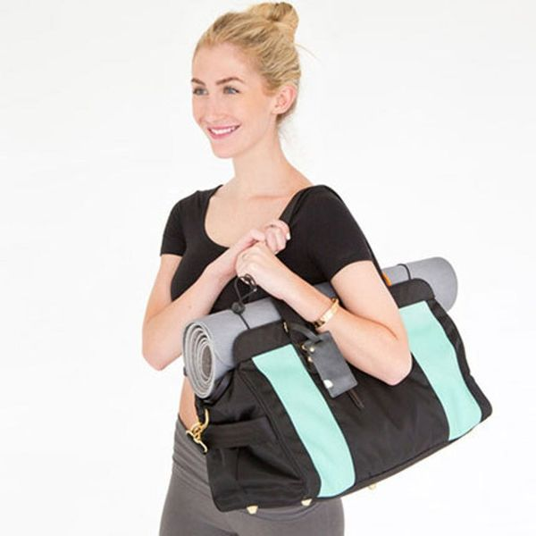This Gym Bag Is Almost Too Cute for the Gym