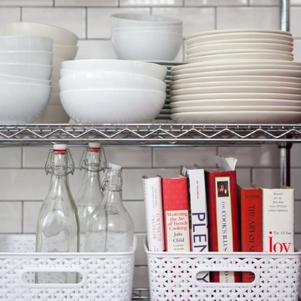 Wide Open Spaces! Open Shelving Tips from Oh Happy Day
