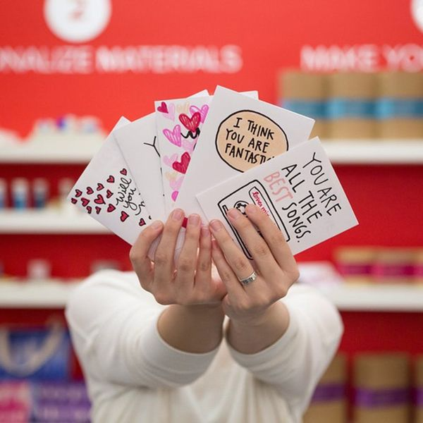 How to DIY Valentines for a Good Cause This Year
