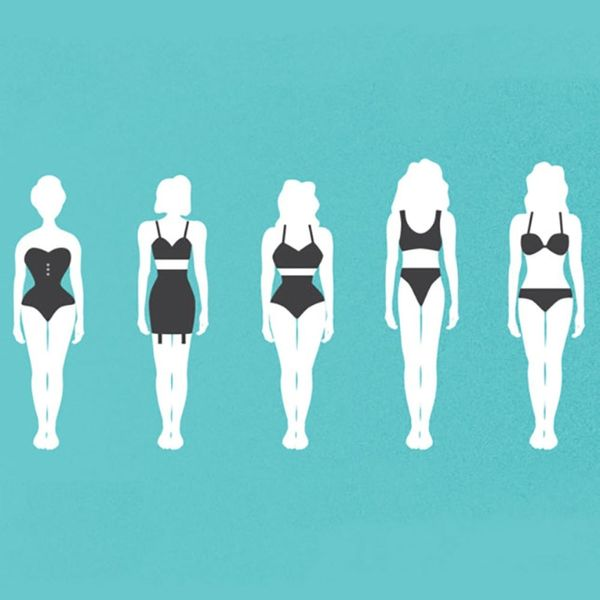 "See How the ""Perfect Female Body"" Has Changed in 100 Years"