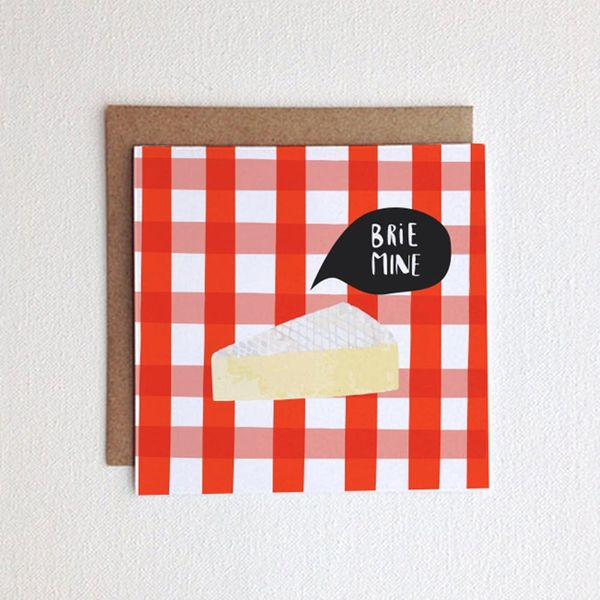 Will You Brie Mine? 10 Hilarious Cards for Your Valentine