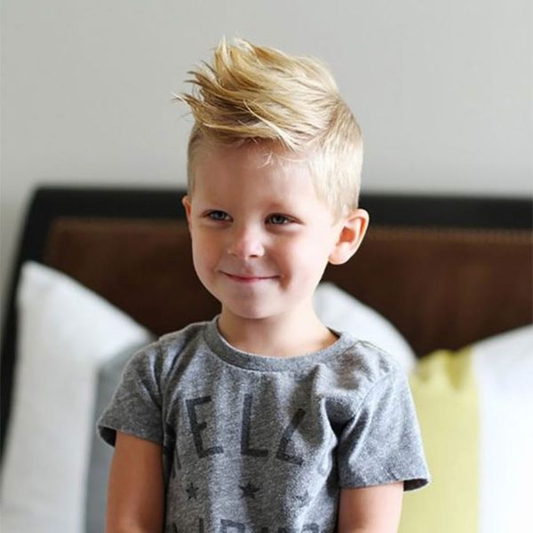 9 Trendy Haircuts for Kids That You'll Kinda Want Too