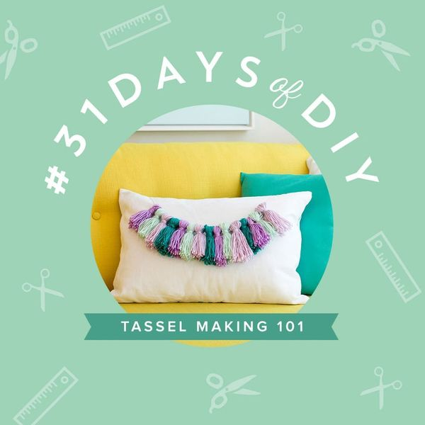 Everything You Need to Know About DIY-ing Tassels