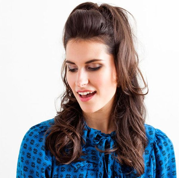 Go Retro With 10 Modern, '60s-Inspired Hairstyles